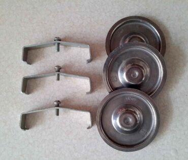 Крышки - Кыргызстан: Крышки для консервации многоразовые металлические. В наличие 19 шт