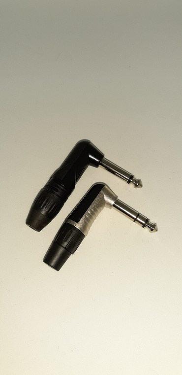 audio 80 - Azərbaycan: Audio kabel başlıqları. Eyri palçik, stereo palçikler.Mono başlıqlar