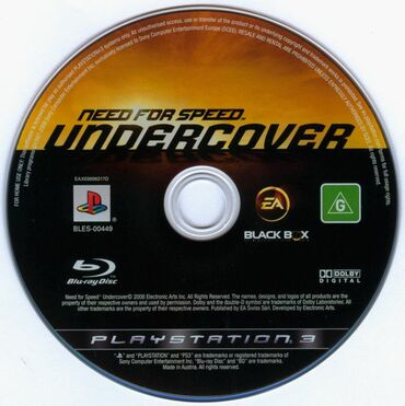 need for speed - Azərbaycan: Ps2 Need for Speed Undercover