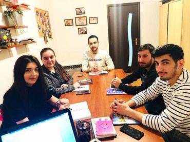 Желающим начать русский и английский в Bakı