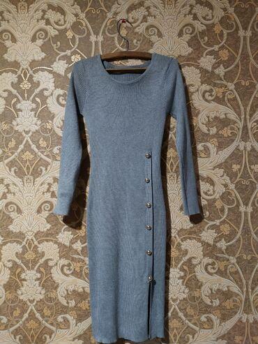 Обтягивающее платье Надевали 1 раз  Цена: 500 сом