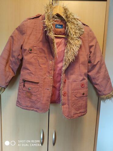 Zenske stvari - Srbija: Zenska Chicco jaknica za uzrast 4 god