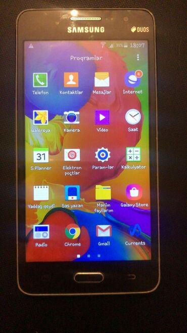 Laura grand - Azərbaycan: İşlənmiş Samsung Galaxy Grand Dual Sim 8 GB boz