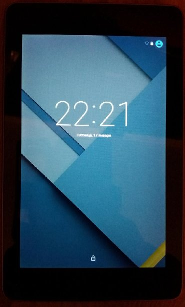 Чехлы для планшетов asus - Кыргызстан: Срочно продаю планшет б/у в отличном состоянии Asus Nexus 7(7-Inch