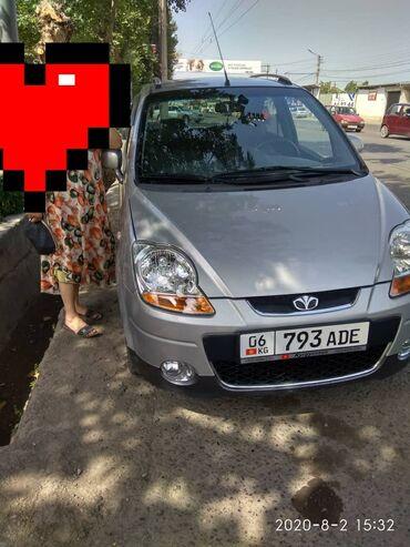 Daewoo Matiz 0.8 л. 2008   86000 км