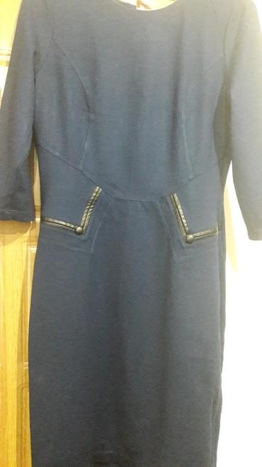 трикотажные платья турция в Кыргызстан: Платье трикотажное производство турция. В хорошем состоянии
