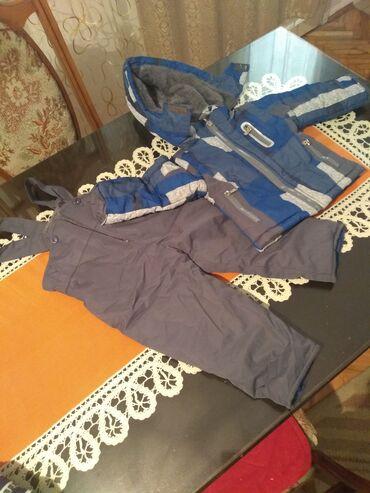 Dečija odeća i obuća - Prokuplje: Na prodaju dvodelni skafander za decaka,velicina 1.Skafander je u