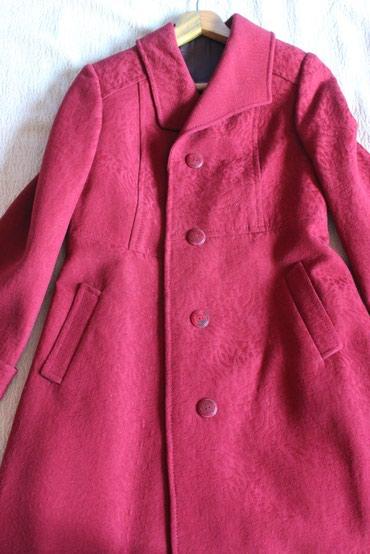 Пальто б/у, хорошее состояние, 44-46 размер  в Бишкек