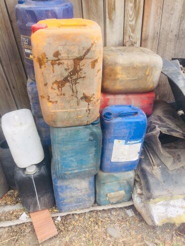 канистра-для-бензина-бишкек в Кыргызстан: Продаю канистры для бензина и дизельного топлива