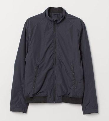 В наличии мужская куртка, оригинал, размер М, цена 3500 сом в Бишкек