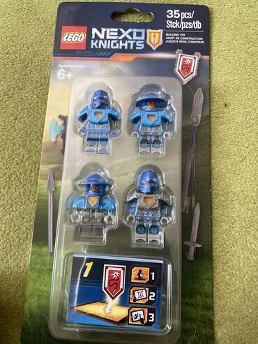 Lego nexo khights