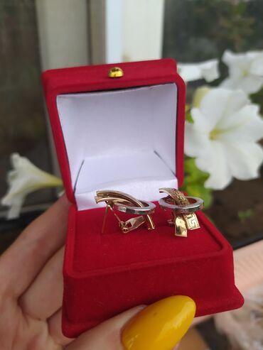 Продаю золотые серьги (585 проба) в идеальном состоянии. Надевались 3