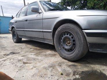 15.4 алюминиевый и 4 железные диски в Балыкчы