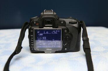 nikon d90 - Azərbaycan: Nikon d90 satilirUzerinde 18-105mm lensi ileÇox səliqəli ailede