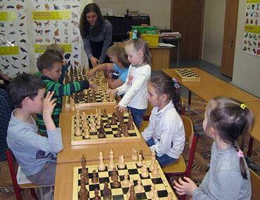 Требуется преподаватель по шахматам! В неделю 2 раза