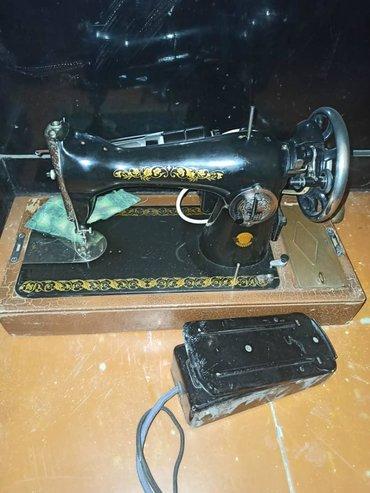 ручную-швейную-машину в Кыргызстан: Продаю швейную машину электрическую