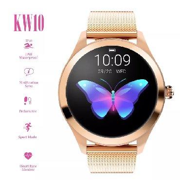 gold часы в Кыргызстан: Умные часы KINGWEAR KW10, КУПИТЬ Умные часы KINGWEAR KW10 БИШКЕК, ОШ