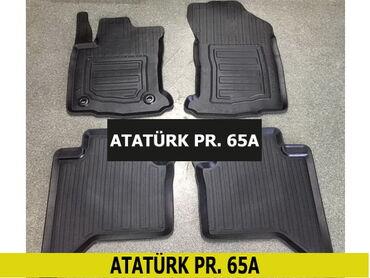 Toyota Hilux 0 ayaqaltı rezinləri 4500 modelə yaxın əlimizdə ayağaltıl