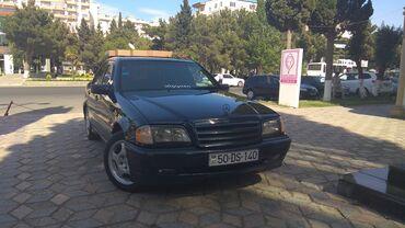 Mercedes-Benz Sumqayıtda: Mercedes-Benz C-Class 2 l. 1997 | 465187 km