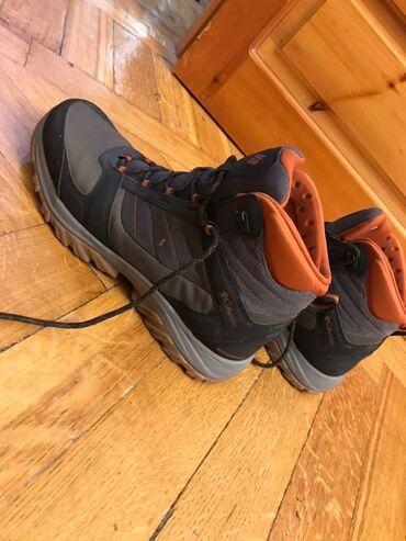 обувь the north face в бишкеке в Кыргызстан: Обувь от Columbia, (origina) куплено в ОАЭ. 43 размер одевал пару раз