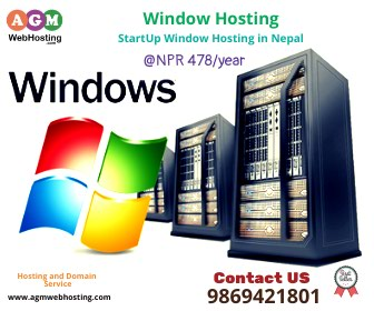 Have you ever wondered that you can get window hosting plan at a cheap in Kathmandu
