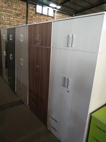 шкаф двухдверный в Кыргызстан: Шкаф двухдверный Ширина 80 см Высота 2м