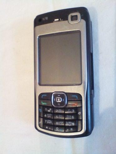 Nokia N70. ZAPCAST kimi satilir. Ishlemir. - Bakı
