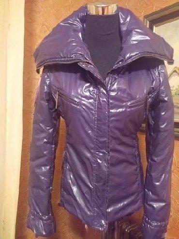 Zimske jakne modeli - Srbija: Prelepa moderna original Trebor jakna, deblja i pogodna za zimu, boja