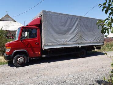 Грузовики - Кыргызстан: В Кыргызстане 7 месяцев состояние отличное, длина кузова 6м