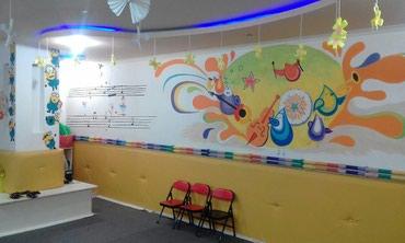 Роспись на стенах и потолках.Ручная работа.обращаться в звонках в Бишкек