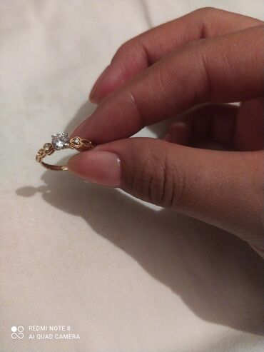Личные вещи - Орловка: Продаю кольцо  Проба 585 Размер 16,5