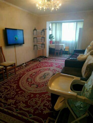 3 х комнатная квартира в бишкеке в Кыргызстан: Продается квартира: 3 комнаты, 65 кв. м