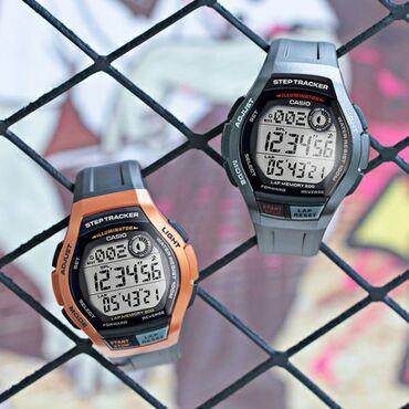 биндеры 200 листов с прямоугольными отверстиями в Кыргызстан: Спортивные часы с функцией шагомер ! ___Функции : секундомер, таймер