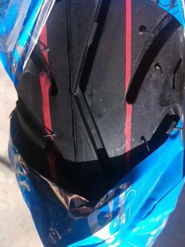диски на 13 бу в Кыргызстан: Продаётся новая резина на скутера.В наличии следующие
