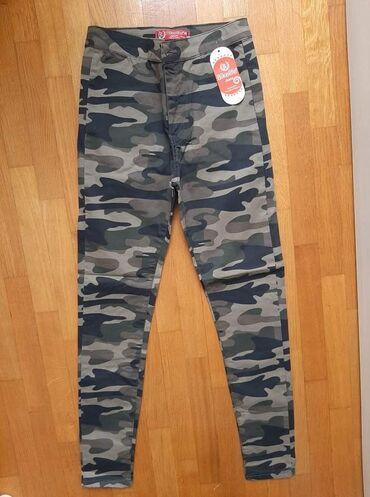 Pantalone e - Srbija: Maskirne pantalone S.M.L.XL CENA: 899 DIN