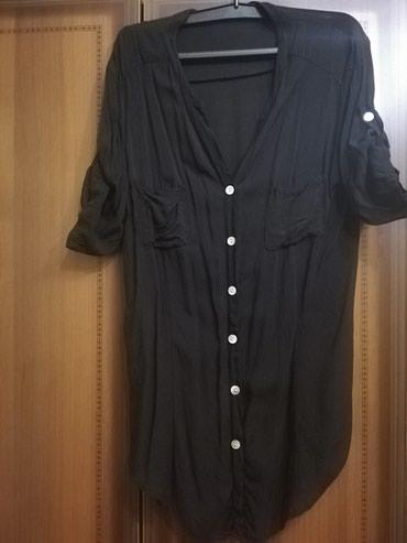 OBE ZA 599 DINARA Crna kosulja nikada nosena, bela par puta - Lajkovac