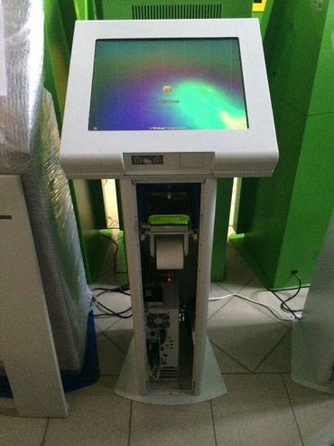 Информационный терминал в Бишкек