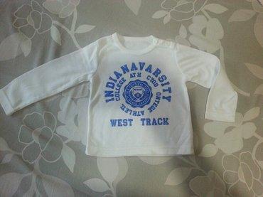 Majica na dug rukav za decaka, velicina 12 meseci - Valjevo