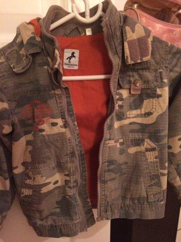 C&A jaknica za decake 110 velicina - Jagodina