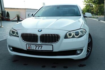 Автомобили в Бишкек: BMW 5 series 3 л. 2020