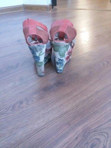 кожа лионовская,36 размер ,носила пару раз ,состояние хорошее в Бишкек