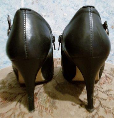 Туфли, натуральная кожа, размер 35, б/у в Бишкек