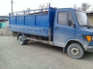 Грузовое такси от 500 сом/час. длина 4 метра ширина 2 метра в Бишкек