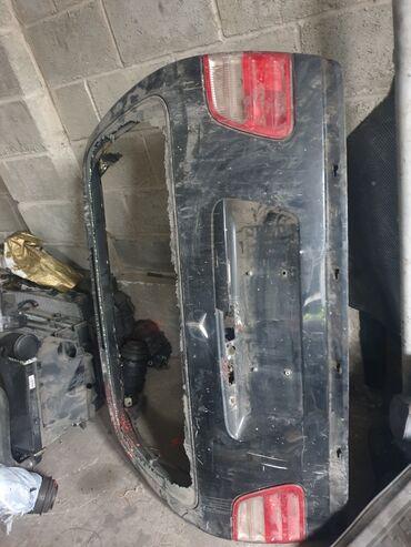 Транспорт - Ленинское: Крышка багажника Е210 универсал