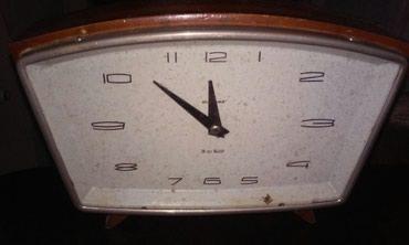Bakı şəhərində Mexaniki saat (kohne)
