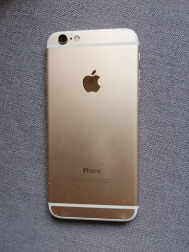 IPHONE 6 GOLD 16GB - Beograd