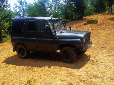 UAZ Azərbaycanda: UAZ Digər model 3.6 l. 1990   5000 km