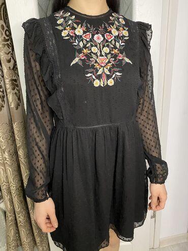 Платье Зара размер М Окончательно 1100