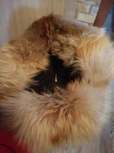 Шапку-для-девочки - Кыргызстан: Продаю шапку из натурального меха