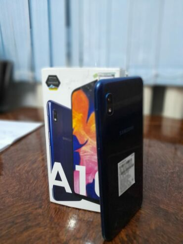 Samsung - Novxanı: İşlənmiş Samsung A10 32 GB göy